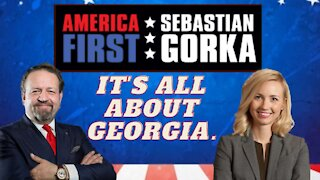 It's all about Georgia. Heritage Action's Jessica Anderson with Sebastian Gorka on AMERICA First