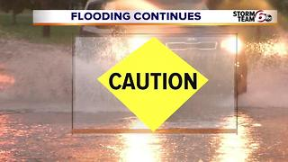 ALERT- Flooding Rains - Video