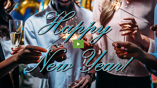Happy New Year Greeting 4 - Video