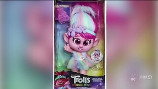 Trolls doll recalled over controversial design