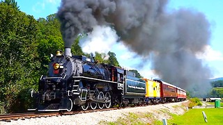 Top 4 Epic Train Ride Adventures Across America - Video