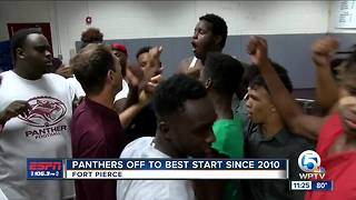 Panthers Off to Best Start Since 2010 - Video