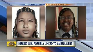 AMBER Alert issued after girl is pulled into SUV
