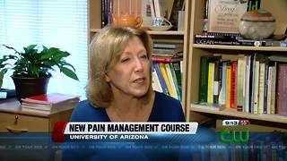 UA offers new pain management online course - Video