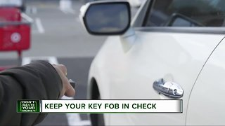 Best ways to keep your key fob working