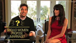 Should A Woman Propose To A Man?