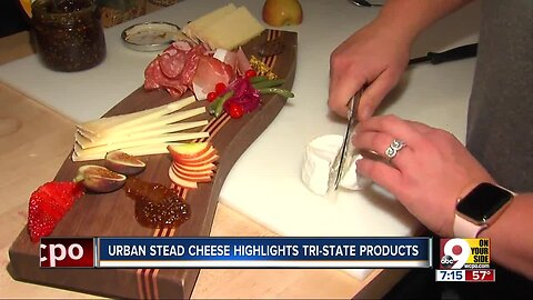 'Hey, Michelle' Blog discovers Urban Stead Cheese