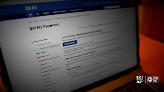 Debt collectors can take money directly from stimulus payments