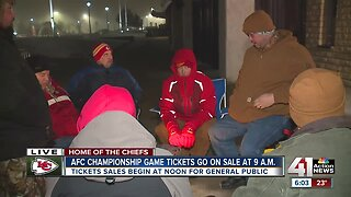 AFC Championship game tickets go on sale