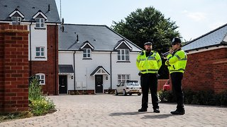 UK Police: Amesbury Victims Poisoned By Nerve Agent Novichok
