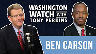 Dr. Ben Carson Encourages Prayer and Repentance to Restore the Spiritual Health of Our Nation