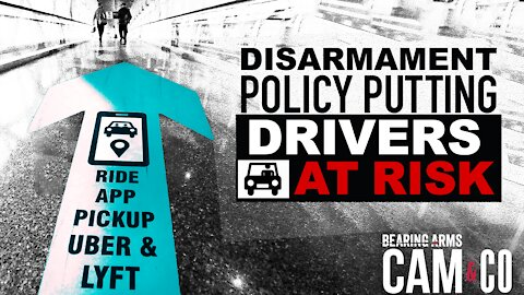 The Disarmament Policy Putting Rideshare Drivers At Risk