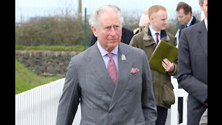 Prince Charles praises the strength of Britain