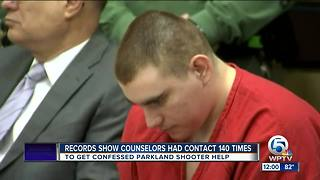 Counselors had 140 contacts with Nikolas Cruz before Parkland shooting - Video