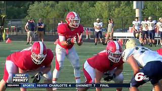 HIGHLIGHTS: Plainfield 21, Tri-West 7 - Video