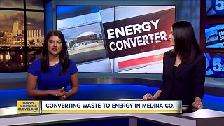 Converting waste to energy in Medina County
