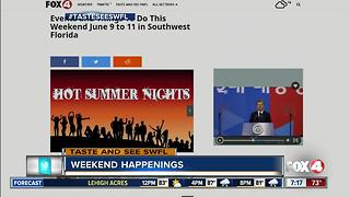Events and Things To Do This Weekend -- June 9 to 11 -- in Southwest Florida - Video