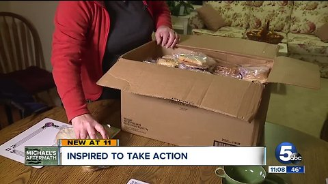 Twinsburg woman inspired to help after Hurricane Michael