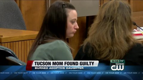 Mother found guilty of reckless harm towards child