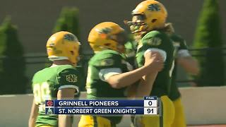SNC football breaks record, beats Grinnell 91-0