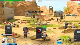 WarFriends Android Gaming Gameplay #1 - Video