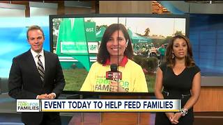 Positively Tampa Bay: 11 Food For Families - Video