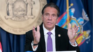 Cuomo Cancels Thanksgiving Plans