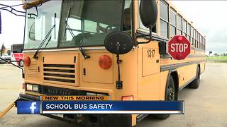 Keeping students safe on buses during back to school season - Video