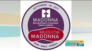 Miles for Madonna 5K run/1-mile Walk - Video