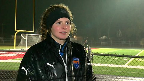 Maddie Prohaska talks about her decision to play club soccer instead of high school soccer