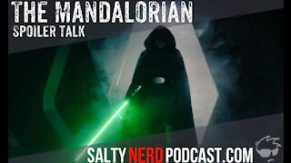 The Mandalorian S2E8 Review - The Rescue (Salty Nerd Reviews)