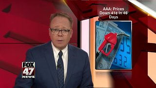 Gas prices low across the state - Video