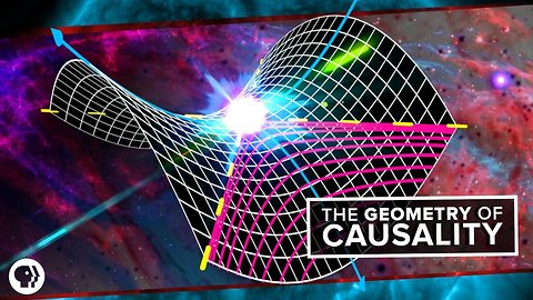 The Geometry of Causality