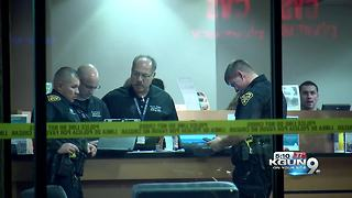 Police arrest 80-year-old armed bank robbery suspect - Video