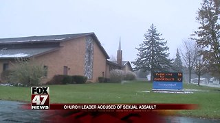 Lansing Township youth leader accused of sexual assault