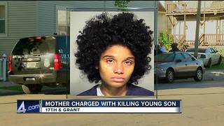 Family of boy allegedly murdered by mother: 'I just want to know why' - Video