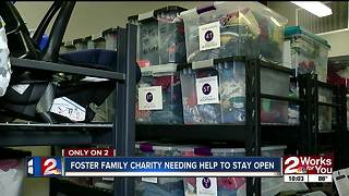 Foster charity needs help keeping the lights on - Video