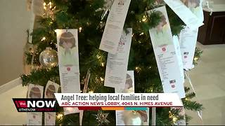 Angel Tree: Helping local families in need - Video