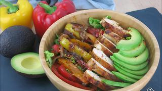 Fajita salad recipe - Video