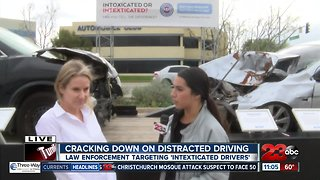 National Distraction Driving Awareness Month