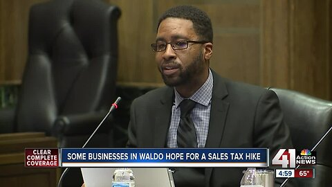 Proposed Waldo CID draws critics, owners say its blighted