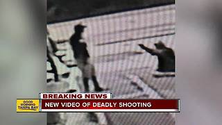 Fight over parking spot leads to deadly shooting - Video