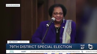 Voting underway for 79th District special election