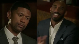 LOL! Kobe Bryant BURNS Jalen Rose Over 81-Point Game - Video
