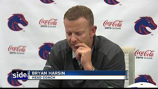 Harsin says changes have been made to the program - Video