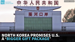 North Korea Promises US A 'Bigger Gift Package' - Video