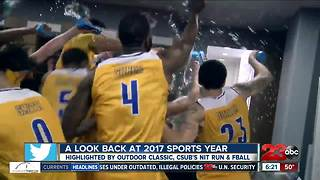 Sports highlights from 2017 - Video