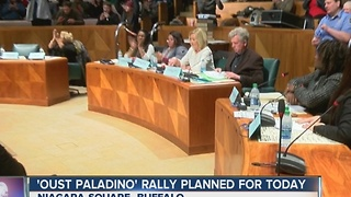 'Oust Paladino' rally calls for women to protest school board member - Video