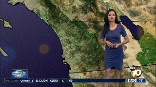 10News Pinpoint Weather for Sunday July 9, 2017