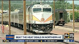 DEAL! Save big on the Grand Canyon Railway & Hotel - Video